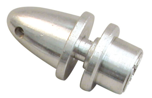 Adaptateur  HELICE D.5mm AXE 6mm AVEC CONE MPX