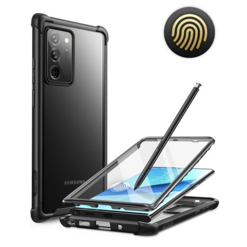 Galaxy Note 20 Ultra Case CLAYCO FORZA Built in Screen Protector Full Body Cover