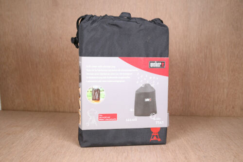 Weber Grill Barbecue cover + bag - New old stock - 7141 - fits 18.5 inch / 47cm