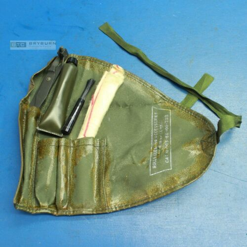 Australian Accessories Cleaning Kit with Contents - Early Vietnam Issue1961 - 1975 (Vietnam) - 36060