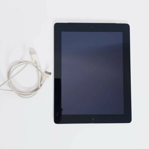 Apple ipad 2 16GB Wi-Fi + Cellular Locked Turns On For Parts Repair