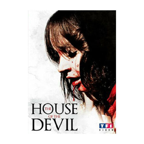The House of the Devil (L'enfer vous ouvre ses portes) DVD NEUF