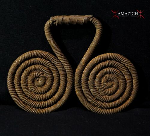 Double Spiral African Currency – FALI / CHAMBA – Northen Cameroon