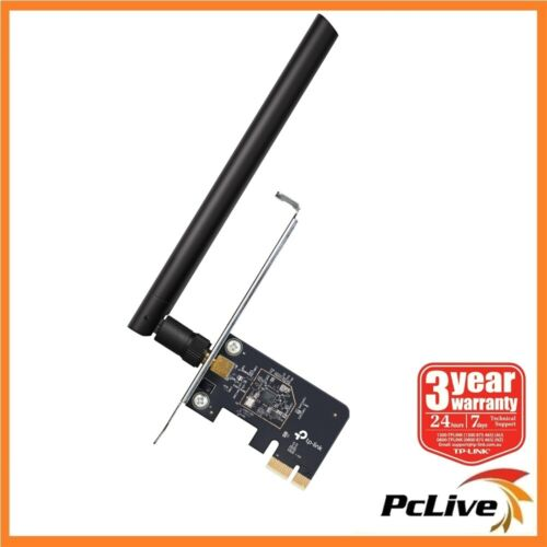 TP-Link Archer T2E AC600 Wireless Dual Band PCI Express Adapter WPA3 Low Profile