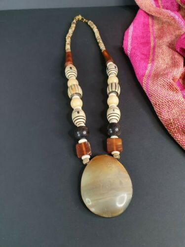 Old Horn / Risen Necklace …beautiful collection and accent piece