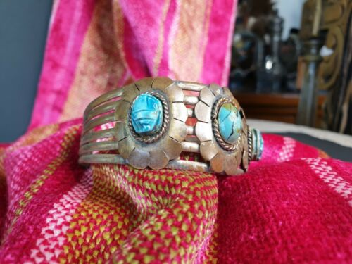 Old Egyptian Emlet Bracelet …beautiful collection and accent piece