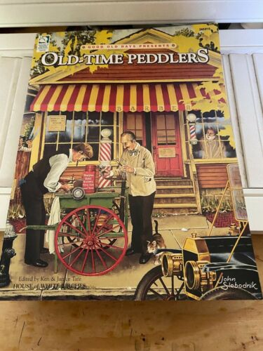 Old-Time Peddlers - House of White Birches - 16 pages - 1999