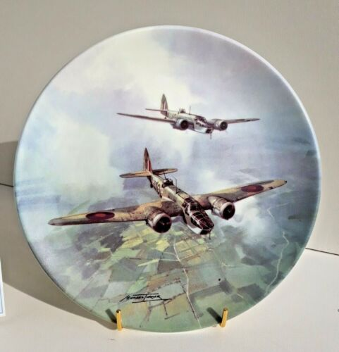 Vintage Retired Coalport 'Coming Home' by Michael Turner Plate Lovely COA  Other Eras, Wars - 135
