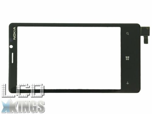 Nokia LUMIA 920 N920 Touch Digitizer Assembly Black UK Laptop Screen Display