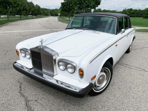 """1975 Rolls-Royce Silver Shadow - Long Wheel Base (""""LWB"""") Well maintained all """"together"""" LWB in classic colour combination. Very original."""