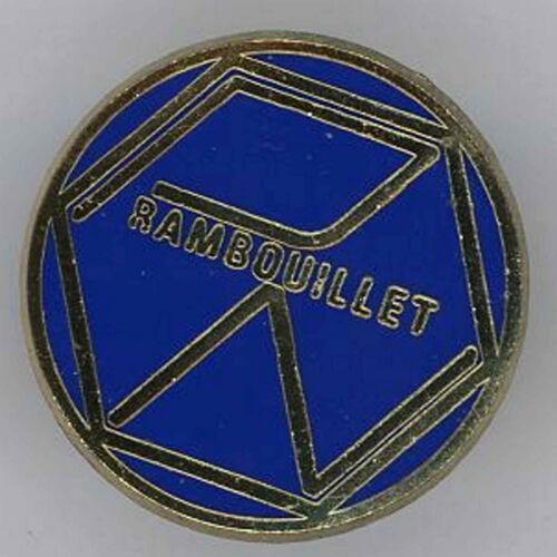 RAMBOUILLET Pin's Police Nationale