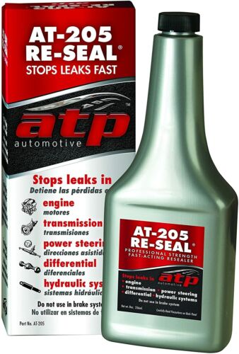 Authentic OEM ATP Automatic Transmission Re-Seal # AT-205 Stops Leaks 8oz Bottle <br/> SHIPS FAST & FREE ! SHIPS WITHIN 1 DAY !