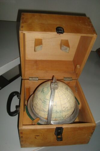 Germany FREIBERGER  star globe made in GDD