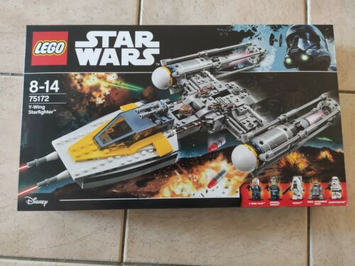 Lego Star Wars 75172 Y-Wing Starfighter neuf scellé