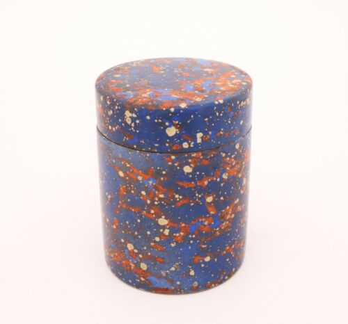 Hans Hedberg, Biot – Lovely Round Box with lid – Earthenware