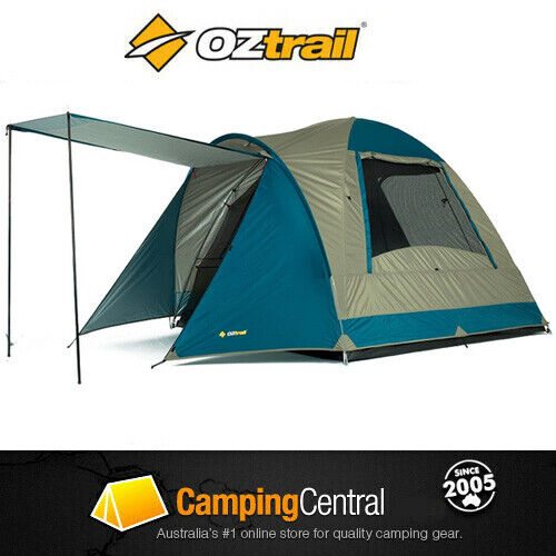 Oztrail Bungalow 9 Dome Tent: Oztrail Tent