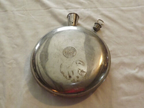 VINTAGE DOCTOR 1912 CELLO A S CAMPBELL & CO HOT WATER BOTTLE