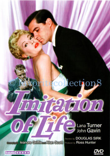 Imitation of Life (1959) - Lana Turner, John Gavin, Sandra Dee - DVD NEW