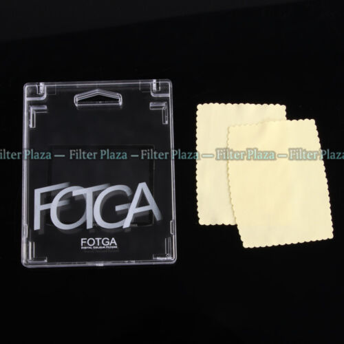 FOTGA PRO Optical Glass Hard LCD Screen Protector For Canon 600D T3i Rebel DSLR