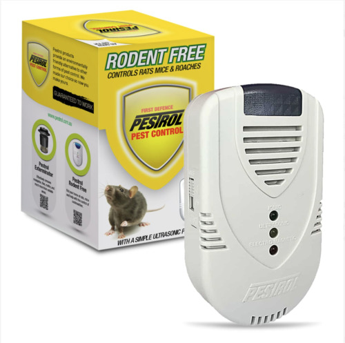 Pestrol Rodent Free: get rid of rats and mice the easy way! No traps!