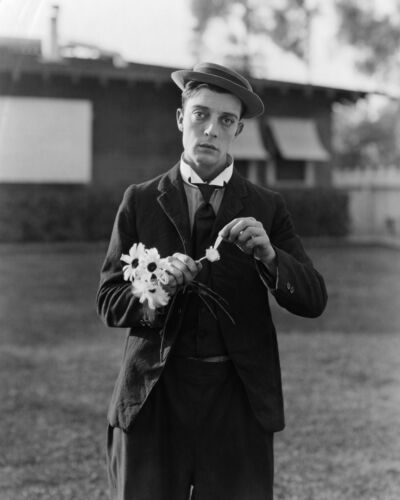 BUSTER KEATON 8X10 GLOSSY PHOTO PICTURE IMAGE #2