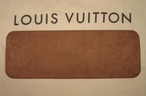 Brown Microfiber Base Shaper Liner Board that fit the Louis Vuitton Neverfull MM