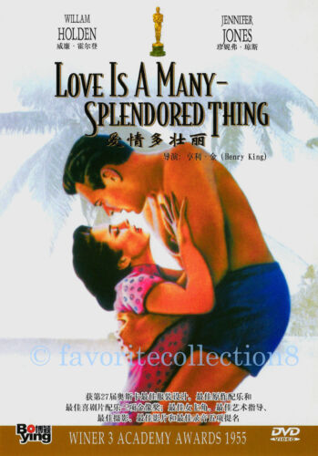 Love Is a Many-Splendored Thing (1955) - William Holden (Region All)*