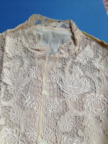 RARE! Very Rare! Antique Chinese Silk Blouse FREE Shipping! MINT!
