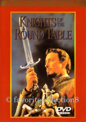 Knights of the Round Table (1953) - Robert Taylor, Ava Gardner - DVD NEW