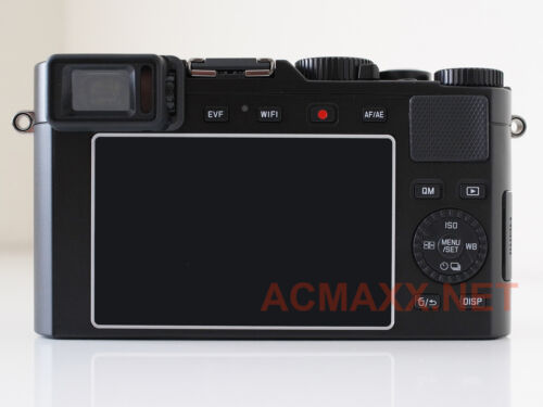 "ACMAXX 3.0"" HARD LCD SCREEN ARMOR PROTECTOR for Leica D-Lux Typ 109 typ109 18471"