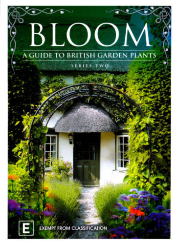 Bloom: A Guide to British Plants - Series 2  - DVD - NEW Region 4
