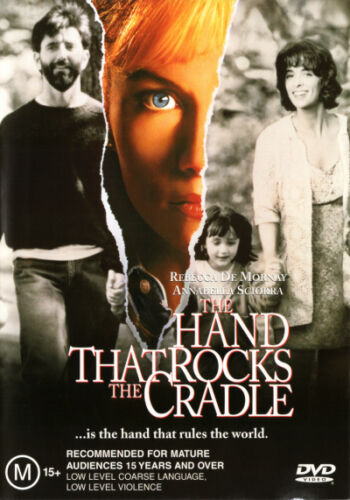The Hand That Rocks The Cradle  - DVD - NEW Region 4