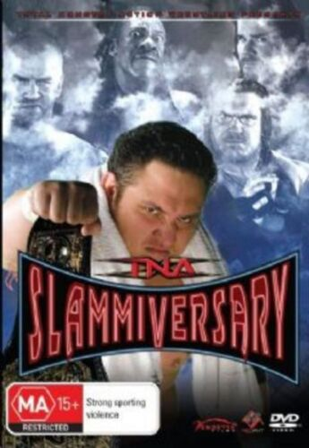 TNA: Slammiversary  - DVD - NEW Region 4