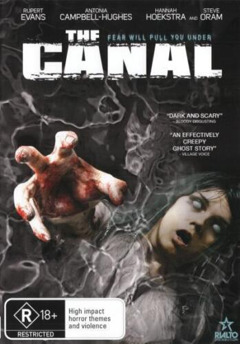 The Canal  - DVD - NEW Region 4