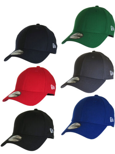 New Era 3930 Classic Curved Peak Stretch Fit Baseball Cap <br/> Classic Style Curved Peak Baseball Cap