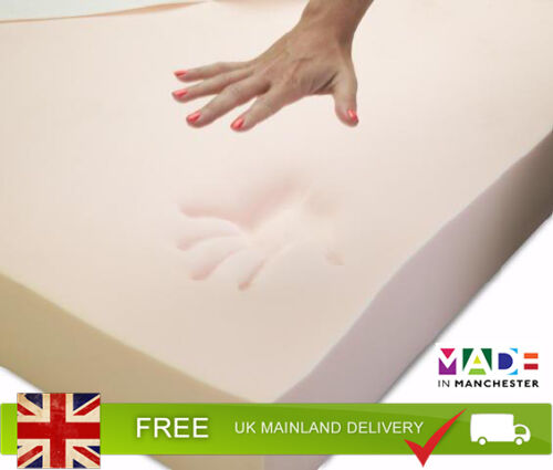 Carousel Care 100% Orthopaedic Memory Foam Mattress Toppers | All Sizes & Depths <br/> SAME DAY DISPATCH & NEXT DAY DELIVERY | Made In UK