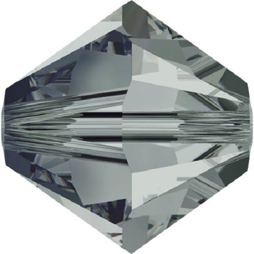 144 PEZZI Bicono Mc Crystal mm 4 Bl. Diamond Altro perline sfuse - 179275
