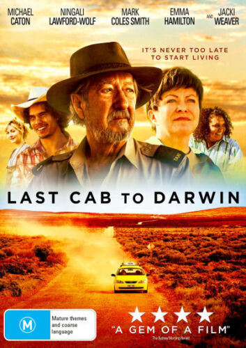 Last Cab to Darwin  - DVD - NEW Region 4