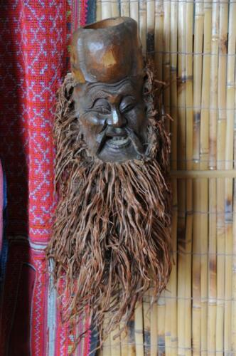 Old Japanese Bamboo Root Carving…  Circa thought to be Mid 1900's...