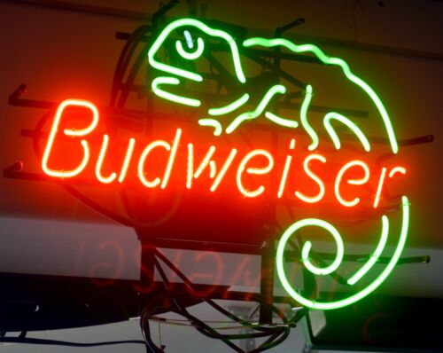 Budweiser Neon Sign Antiques Us