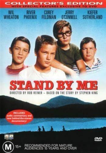 Stand By Me   DVD R4