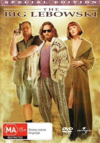 The Big Lebowski   DVD R4