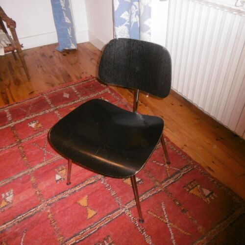 Eames antiquit s fr for Chaise eames dkr