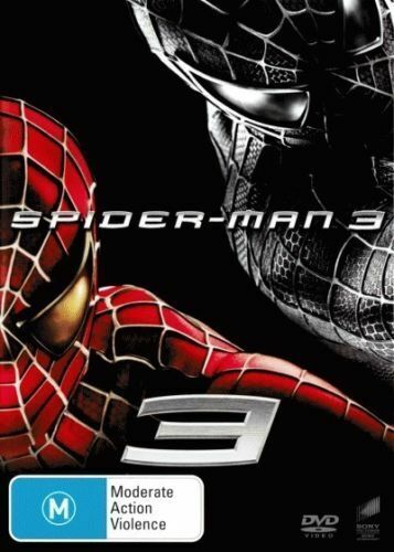 Spiderman 3  DVD R4