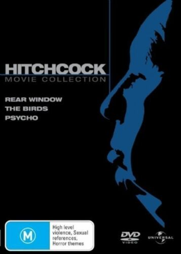 Hitchcock Collection - Psycho / Rear Window/ Birds DVD R4
