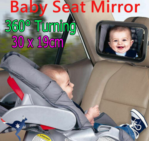 Car Baby Child Seat Inside Mirror View Back Safety Rear Ward Facing Care AU