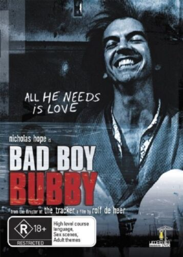 Bad Boy Bubby (DVD) Nicholas Hope NEW/SEALED