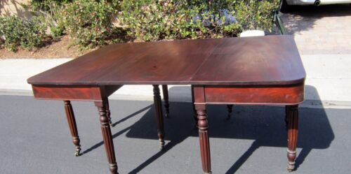 Antique Sheridan Extension Dining Table  - 1800's