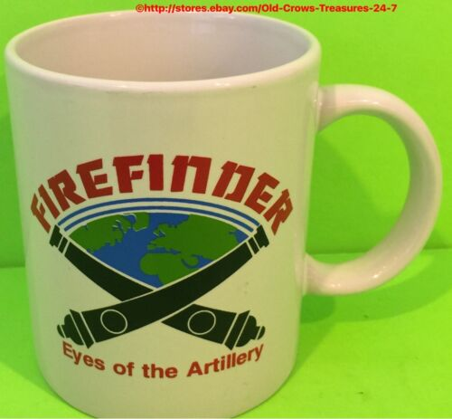 FIREFINDER Eyes Of The Artillery Coffee Mug Cup Military Collectible Gift Other Militaria - 135