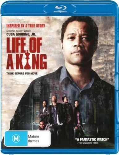 Life Of A King (DVD) Inspired by True Story [ Region 4] NEW/SEALED